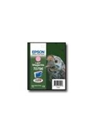 Epson T0796 - Print cartridge - 1 x light magenta
