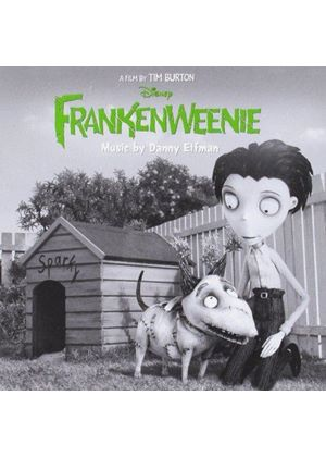 Danny Elfman - Frankenweenie [Original Motion Picture Soundtrack] (Original Soundtrack) (Music CD)