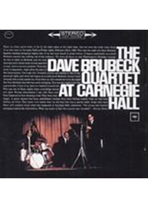 Dave Brubeck Quartet - At Carnegie Hall (Music CD)