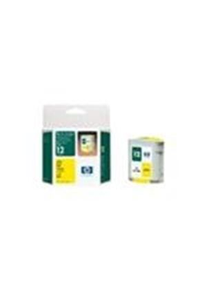 HP 12 - Print cartridge - 1 x yellow - 3300 pages