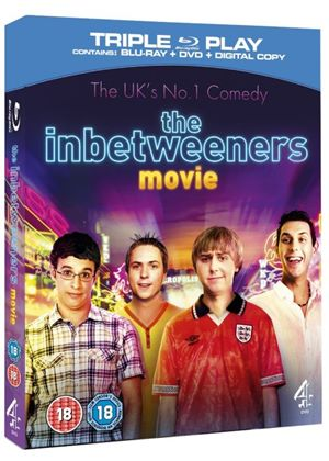 The Inbetweeners Movie (Triple Play: Blu-Ray, DVD & Digital Copy)