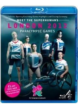 London 2012 Paralympic Games (Blu-ray)