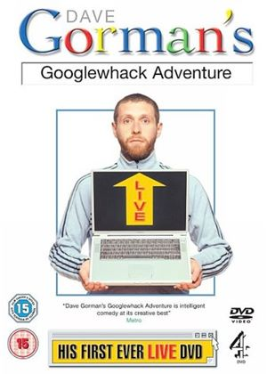 Dave Gormans Googlewhack Adventure