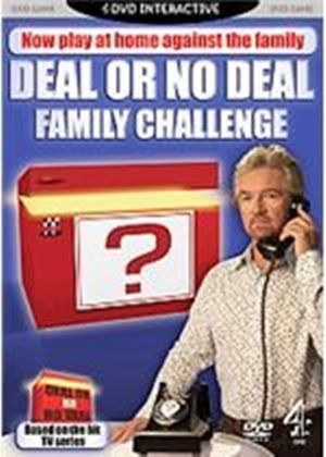Deal Or No Deal - Family Challenge (DVDi)