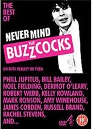 The Best Of Never Mind The Buzzcocks