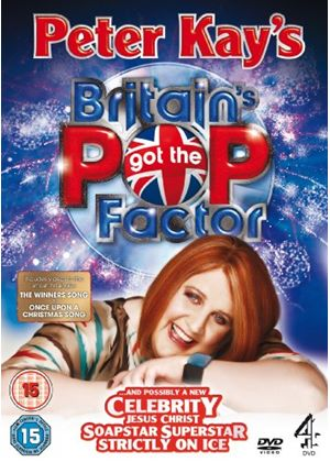 Peter Kay's Got The Pop Factor