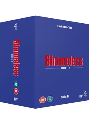 Shameless - Series 1-7 - Complete