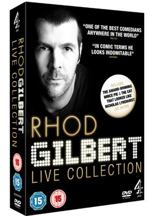 Rhod Gilbert - Live Collection