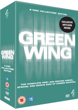 Green Wing: Definitive Edition