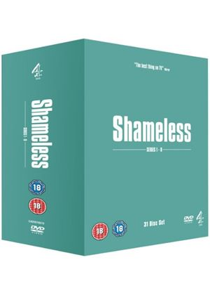 Shameless - Series 1-8 - Complete