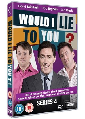 Would I Lie To You - Series 4