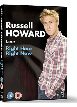 Russell Howard - Right Here Right Now