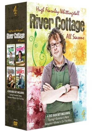 River Cottage - All Seasons (Spring, Summer's Here, Autumn, Winter's On The Way)