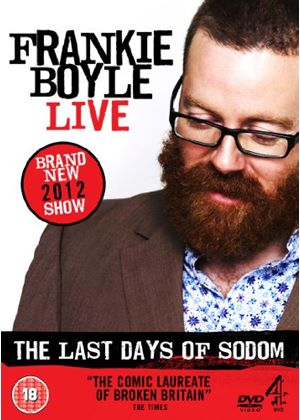 Frankie Boyle - The Last Days of Sodom - Live