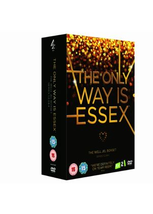The Only Way Is Essex - Series 1-4 - Complete