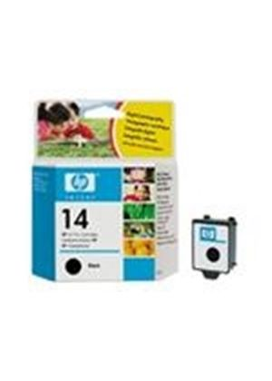 HP 14 - Print cartridge - 1 x black - 800 pages
