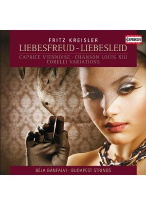 Liebesfreud, Liebesleid (Music CD)