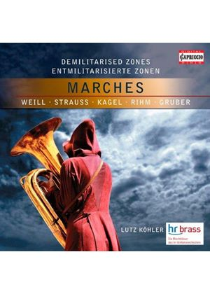 Demilitarised Zones: Marches (Music CD)