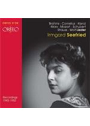 Irmgard Seefried (Music CD)