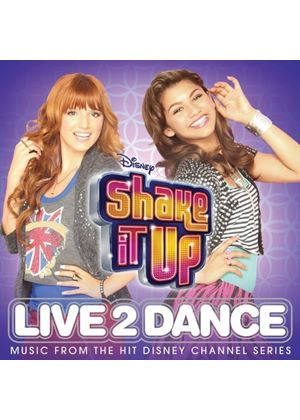 Various Artists - Shake It Up: Live 2 Dance (Music CD)
