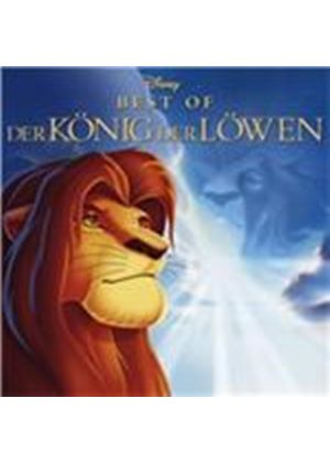 Various Artists - Best of the Lion King (Original Soundtrack) (Music CD)