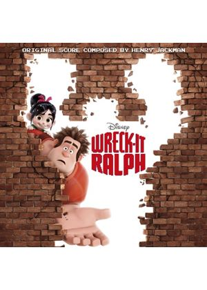 Various Artists - Wreck-It Ralph (Music CD)