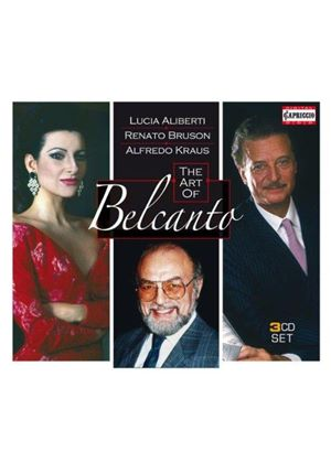 Art of Belcanto (Music CD)