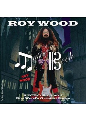 Roy Wood - Music Book (Music CD)