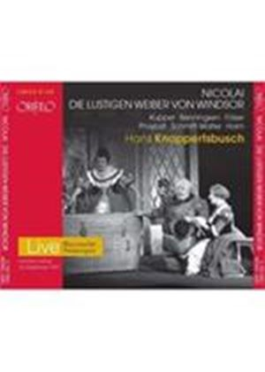 Nicolai: Merry Wives of Windsor (Music CD)