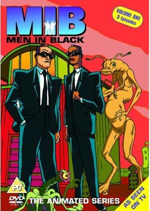 Men In Black - The Animated Series - Vol. 1 (Animated)