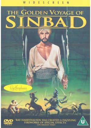 The Golden Voyage Of Sinbad (Wide Screen)