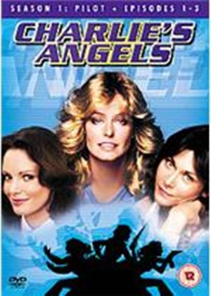 Charlies Angels - Series 1 - Pilot And Episodes 1 - 3