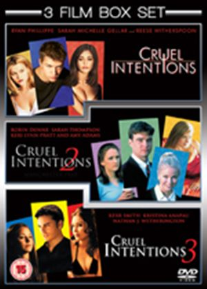 Cruel Intentions / Cruel Intentions 2 / Cruel Intentions 3