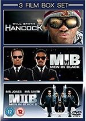 Triple bill of Will Smith - Hancock / Men In Black / Men In Black 2