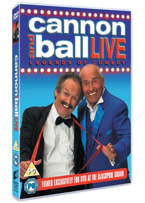 Cannon & Ball: Legends of Comedy