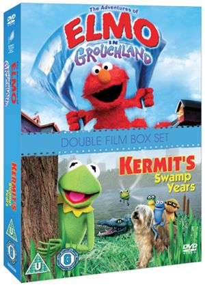 Adventures Of Elmo In Grouchland / Kermit's Swamp Years