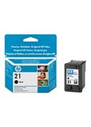 HP 21 - Print cartridge - 1 x pigmented black - 150 pages