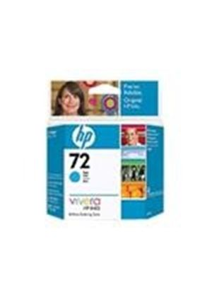 HP 72 - Print cartridge - 1 x cyan