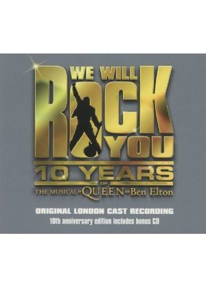 Cast Of 'We Will Rock You - We Will Rock You :10th Anniversary Edition (Music CD)