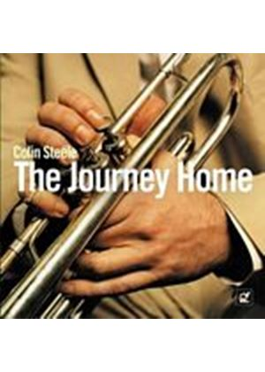Colin Steele - The Journey Home (Music CD)