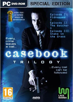 Casebook: Special Edition (PC DVD)