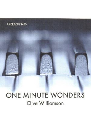 Clive Williamson - One Minute Wonders (Music CD)