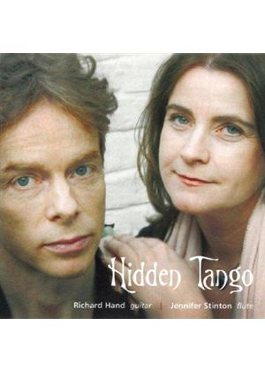 VARIOUS COMPOSERS - Hidden Tango (Hand, Stinton)