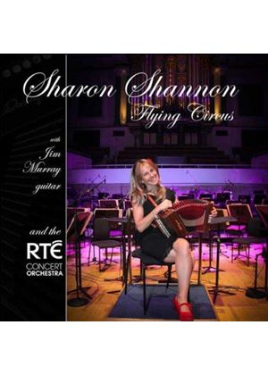 Sharon Shannon - Flying Circus (Music CD)