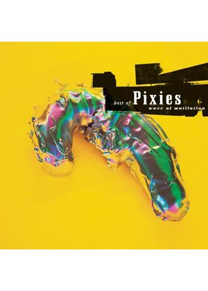 The Pixies - Best Of The Pixies - Wave Of Mutilation (Music CD)