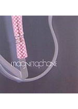 Magnetophone - The Man Who Ate The Man (Music CD)