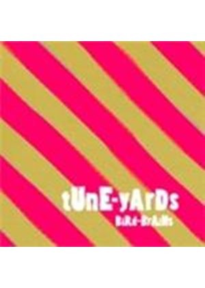 Tune-Yards - Bird-Brains (Music CD)