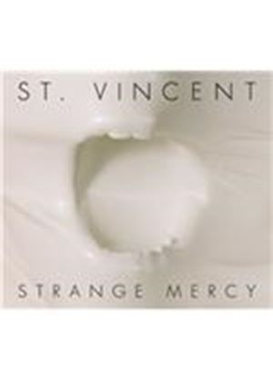 St. Vincent - Strange Mercy (Music CD)