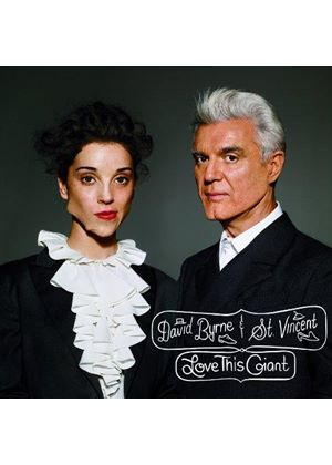 David Byrne - Love This Giant (Music CD)