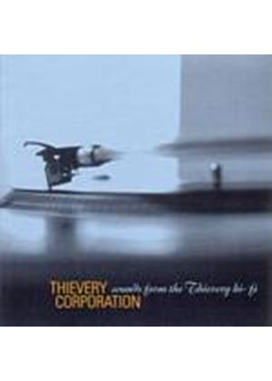 Thievery Corporation - Sounds From The Thievery Hi-Fi (Music CD)